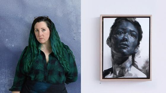 Figure artist Liz Gridley